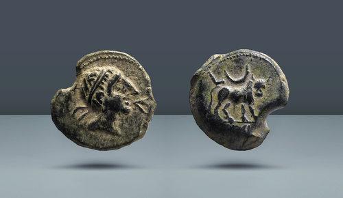 İspanya, Castulo.  MÖ 2. yüzyıl.