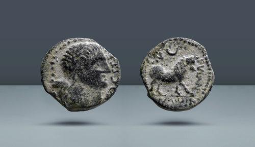 İspanya, Castulo.  MÖ 2. yüzyılın ortaları