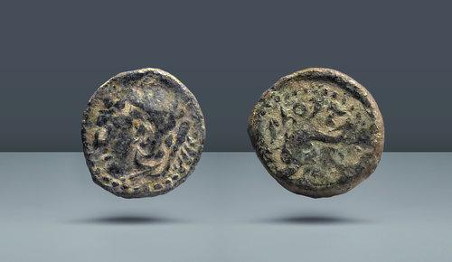 İspanya, Gadir (Roman: Gades).  MÖ 2.-1. yüzyıl