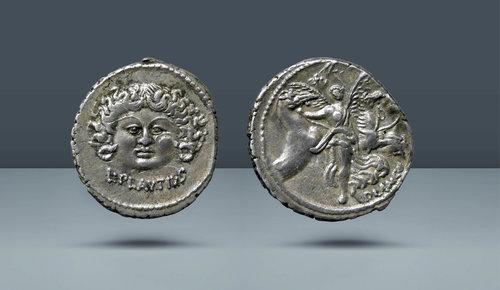 L. Plautius Plancus, Roma, MÖ 47