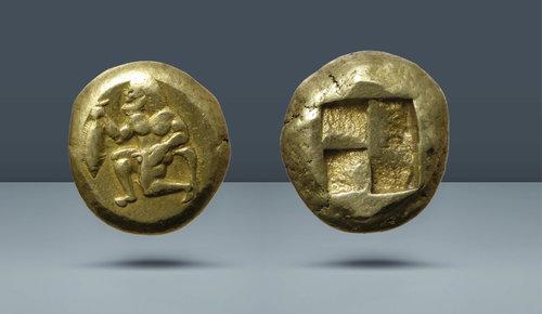 Mysia, Cyzicus.  c.  MÖ 450