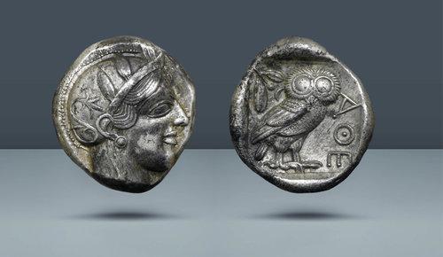 Attika.  Atina.  c.  MÖ 430'lar