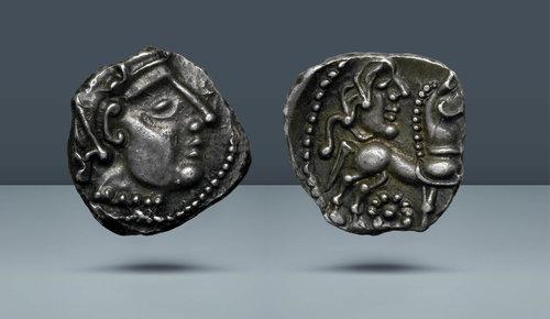 Gallia, Lemovices.  c.  MÖ 2. - 1. yüzyıl