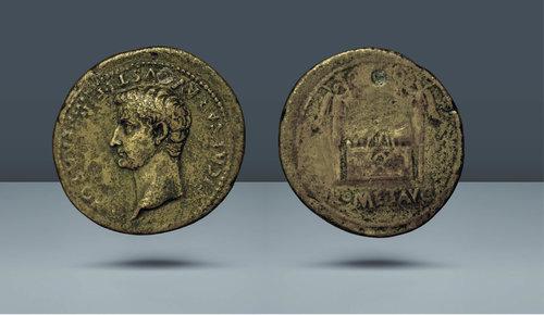 Tiberius caesar, Paduan Hybrid.  c.  MS 9-14