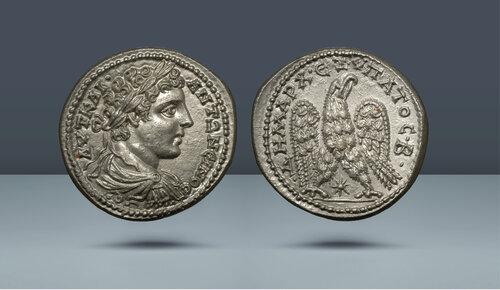 Caracalla.  MS 205-207.  Laodikea ad Mare