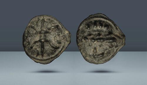 Kuzey Apulia, Luceria.  c.  MÖ 217-212