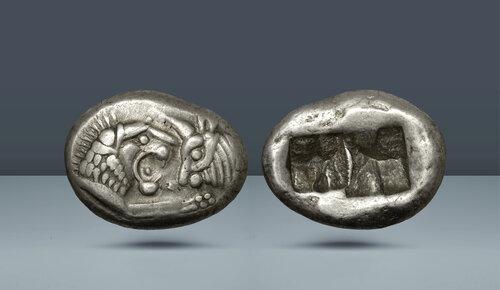 LYDIA KRALLARI.  Kroisos veya sonrası.  c.  MÖ 561'den sonra