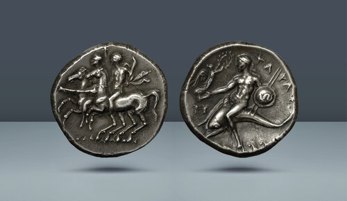 TARENTUM.  Calabria.  c.  MÖ 281-272