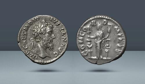 Didius Julianus.  MS 193.  Roma