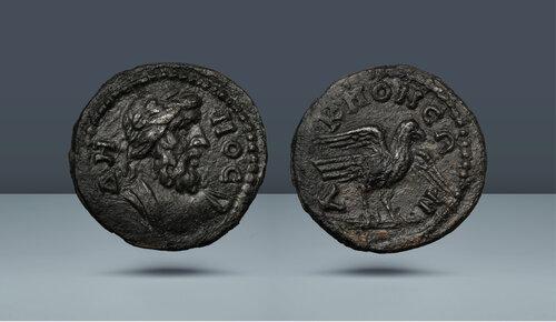 Frigya.  Akmoneia.  c.  MS 3. yüzyıl