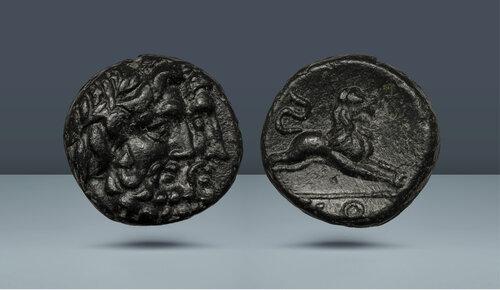 Pisidia.  Comama.  c.  MS 1. yüzyıl