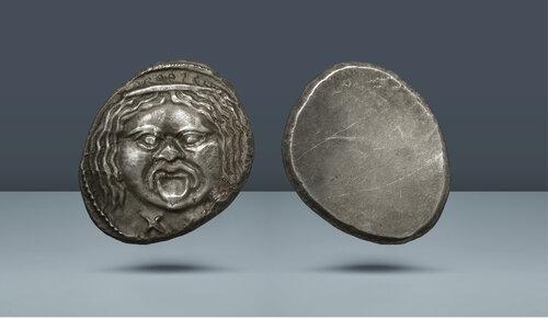 Etruria, Populonia.  c.  MÖ 3. yüzyıl