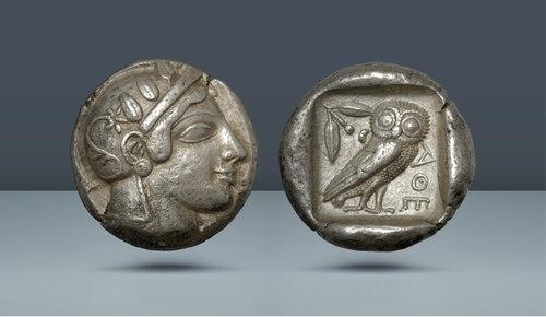 Attika, Atina.  c.  MÖ 479-450