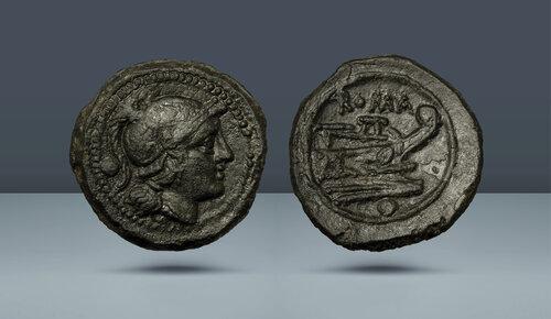 Roma Cumhuriyeti, Anonim.  Roma, MÖ 211'den sonra