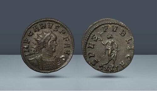 Carus.  MS 282 Aralık-Şubat MS 283