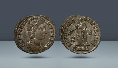 Helena, I. Konstantin'in annesi İskenderiye, yak.  MS 327-8