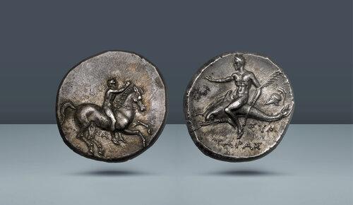 CALABRIA.  Tarentum.  c.  MÖ 315