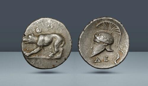 Argolis, Argos.  MÖ 270-250