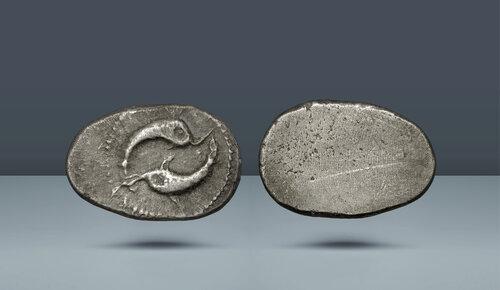 Etruria, Populonia.  c.  MÖ 4. - 3. yüzyıl sonu