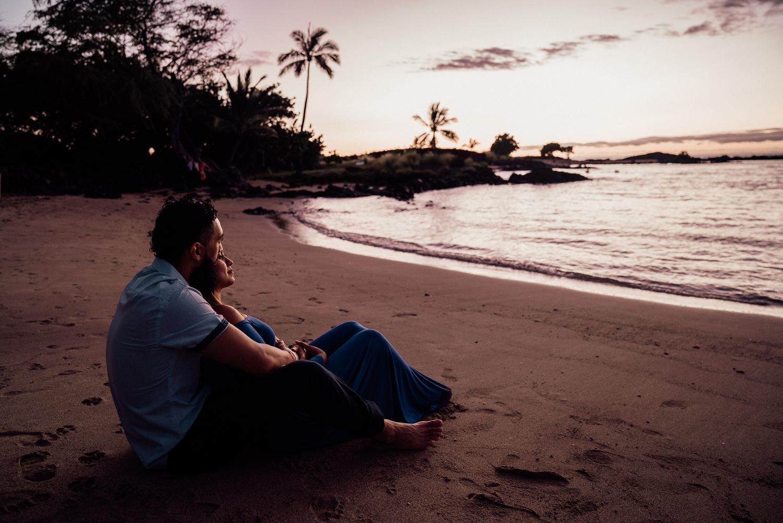 Sonia Primerano Photography Hawaii Hilo Kona Big Island Weddings Elopements Intimate Wedding Couples Maternity Harman and Kenny