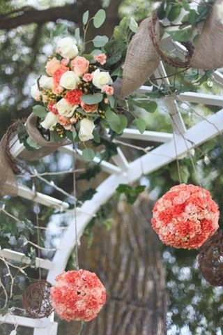 Arch floral designs
