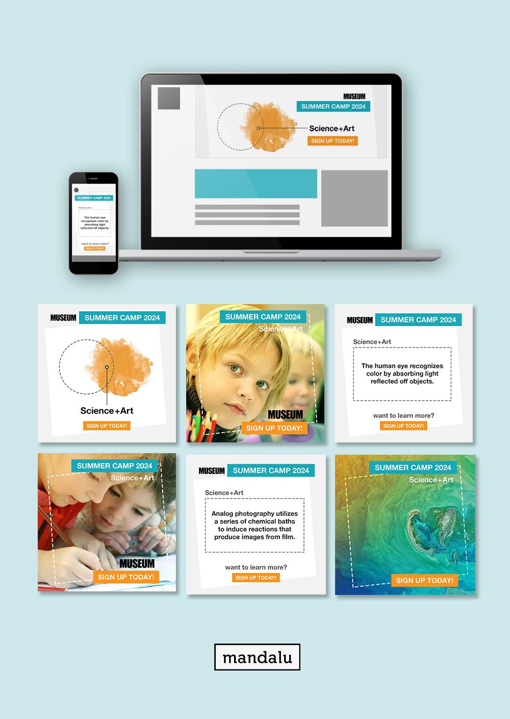 Social Media Campaign Graphic Design