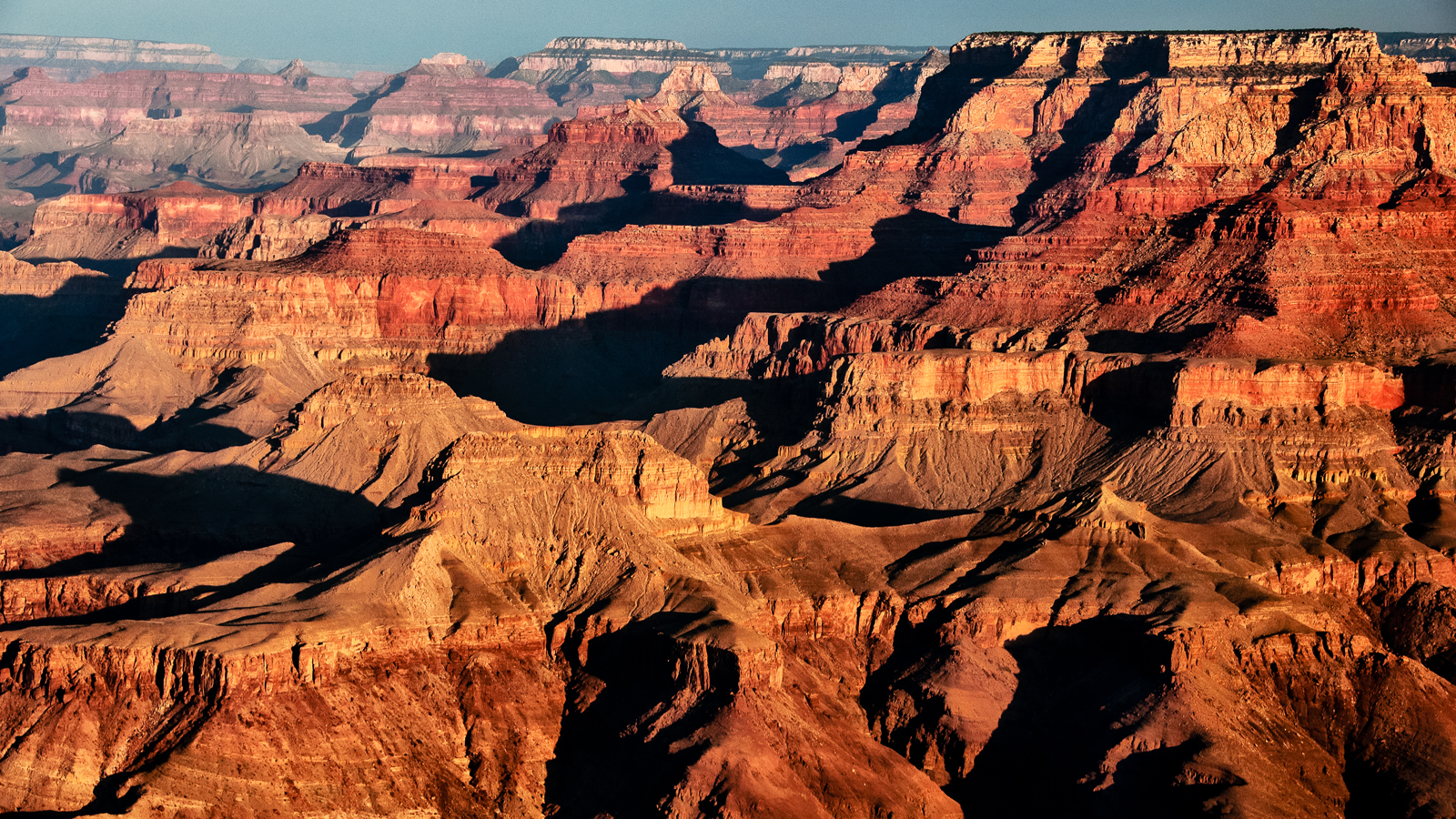 "Fun fact: if you Google ""geology"", pretty much all the top images are of the Colorado Plateau"