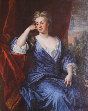 Sarah Churchill, Duchess of Marlborough, meditating on how to get back at someone