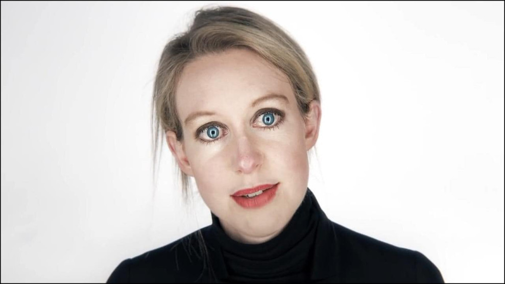 Elizabeth Holmes sees into your gullible soul