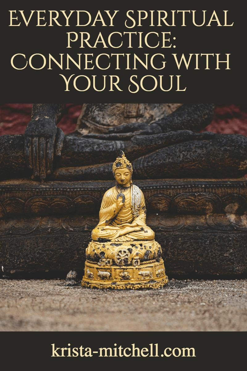 connecting with your soul / krista-mitchell.com