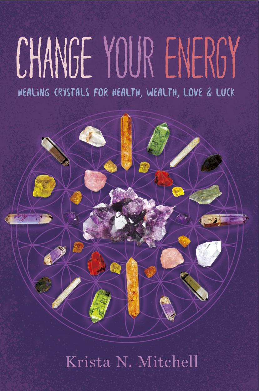 change your energy / krista-mitchell.com