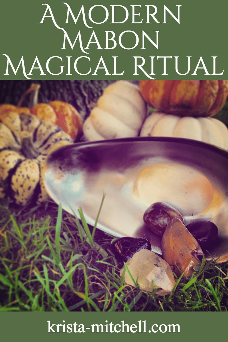 mabon ritual / krista-mitchell.com