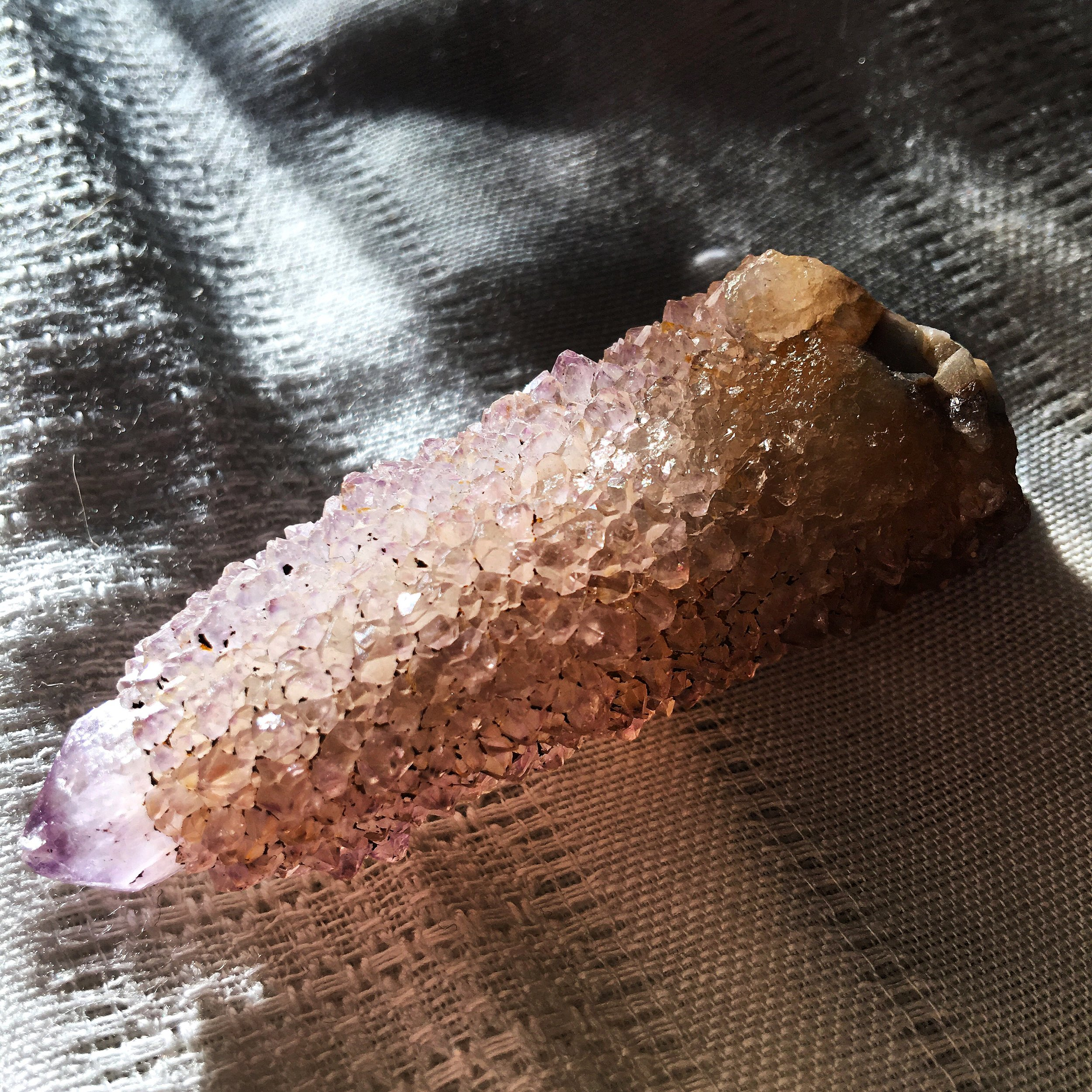 spirit quartz / krista-mitchell.com