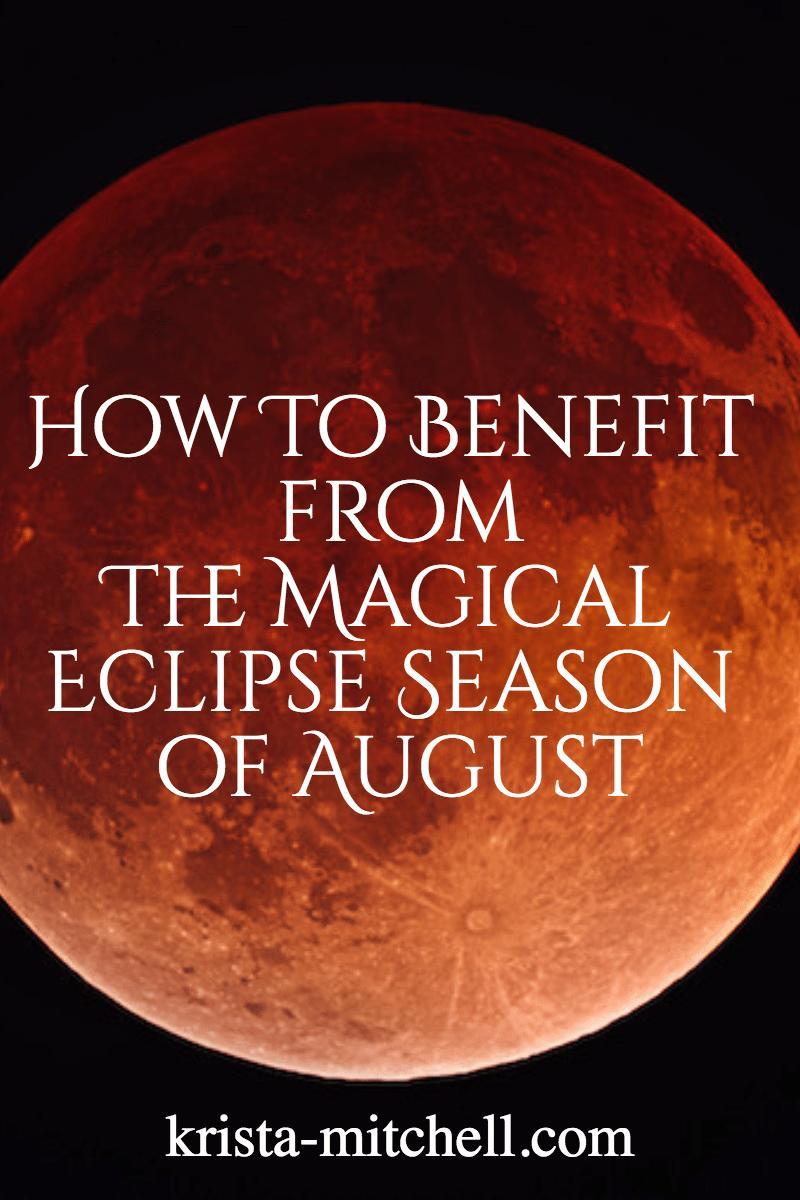 magical eclipse season of august 2017 / krista-mitchell.com