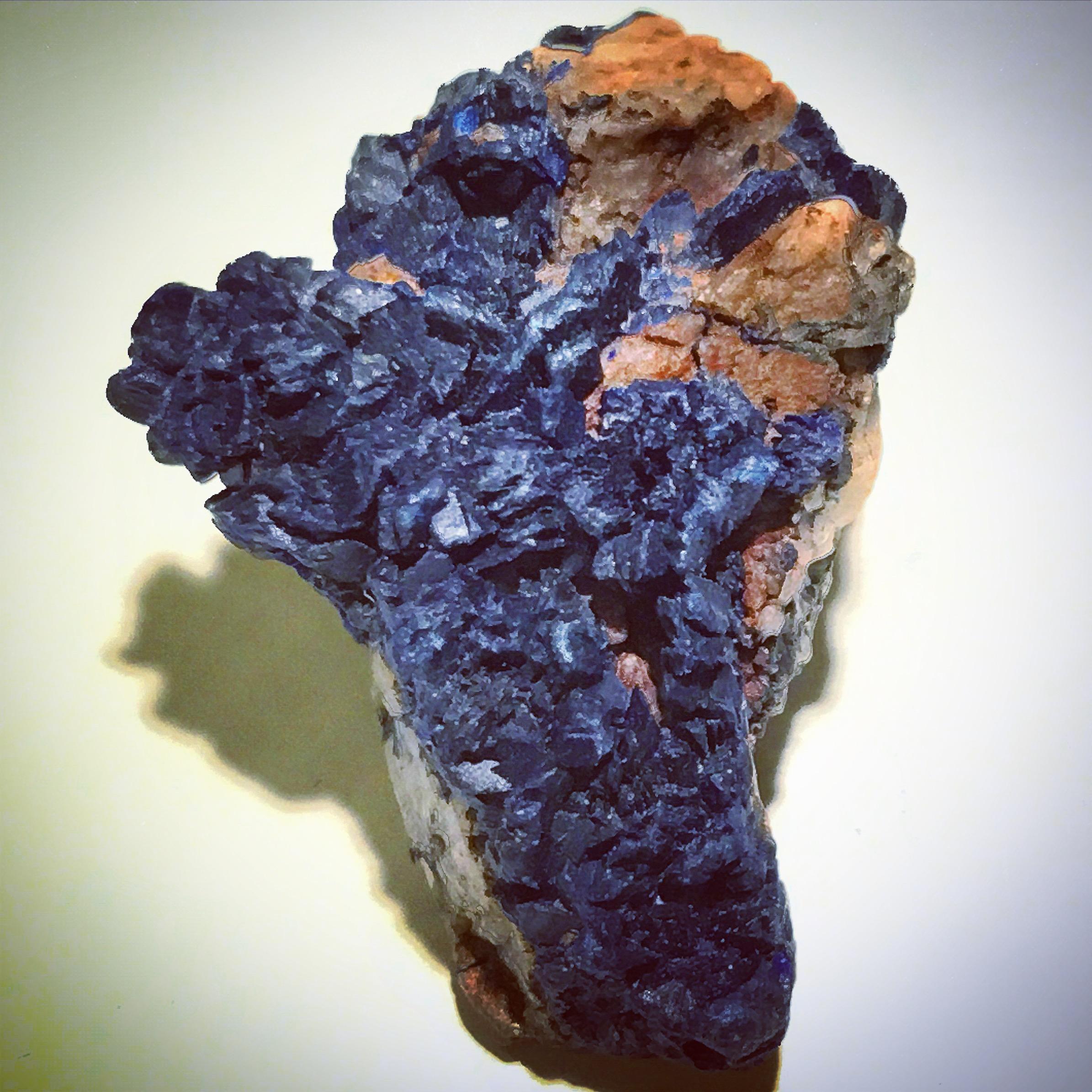 azurite / krista-mitchell.com