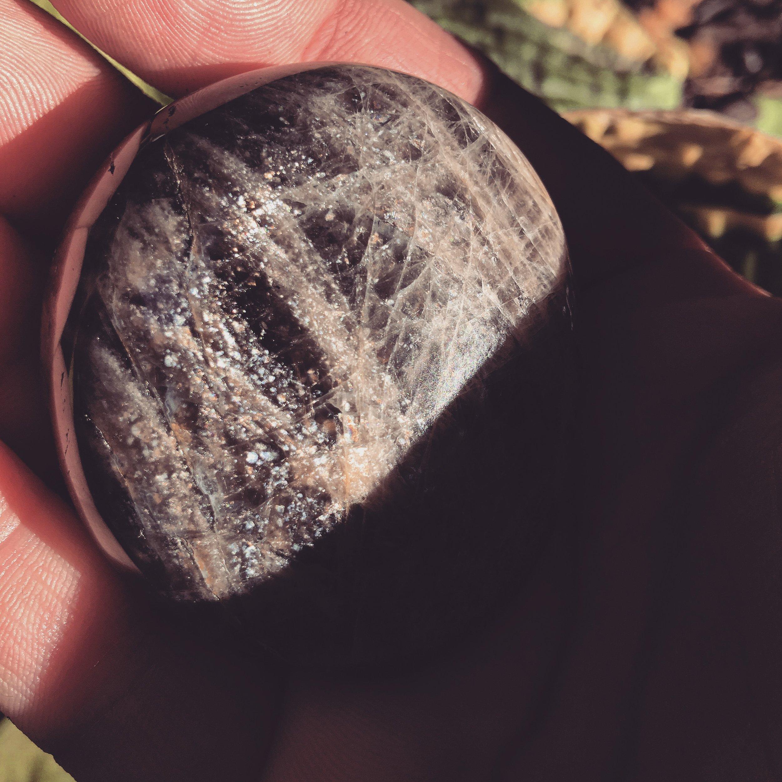 black moonstone / krista-mitchell.com