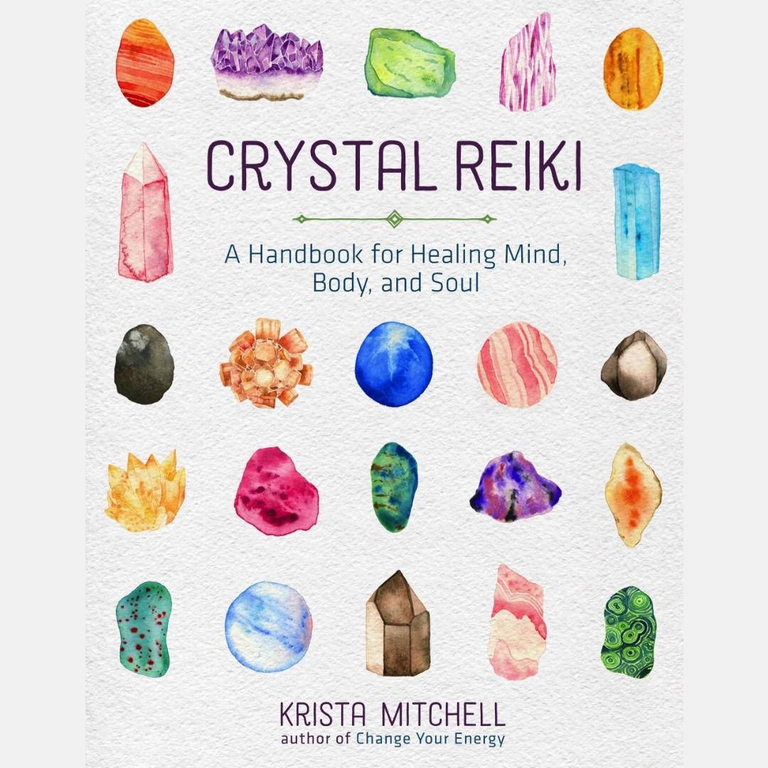 Crystal-reiki / krista-mitchell.com