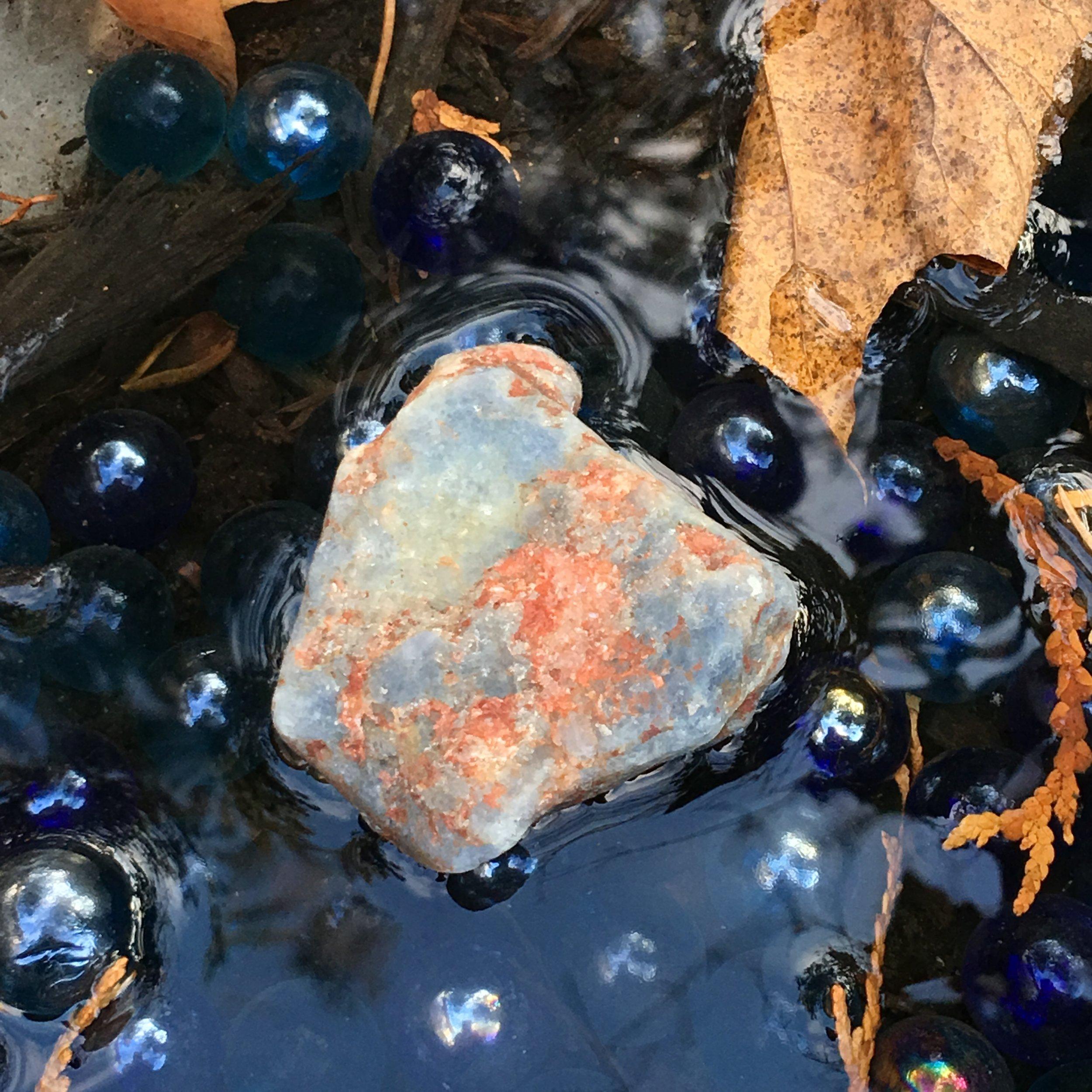 blue sapphire / krista-mitchell.com