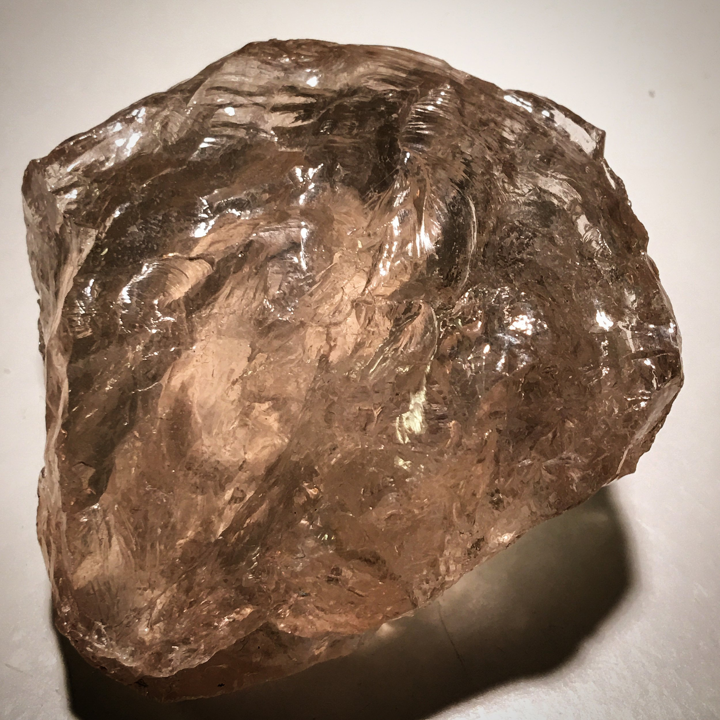 smoky quartz / krista-mitchell.com