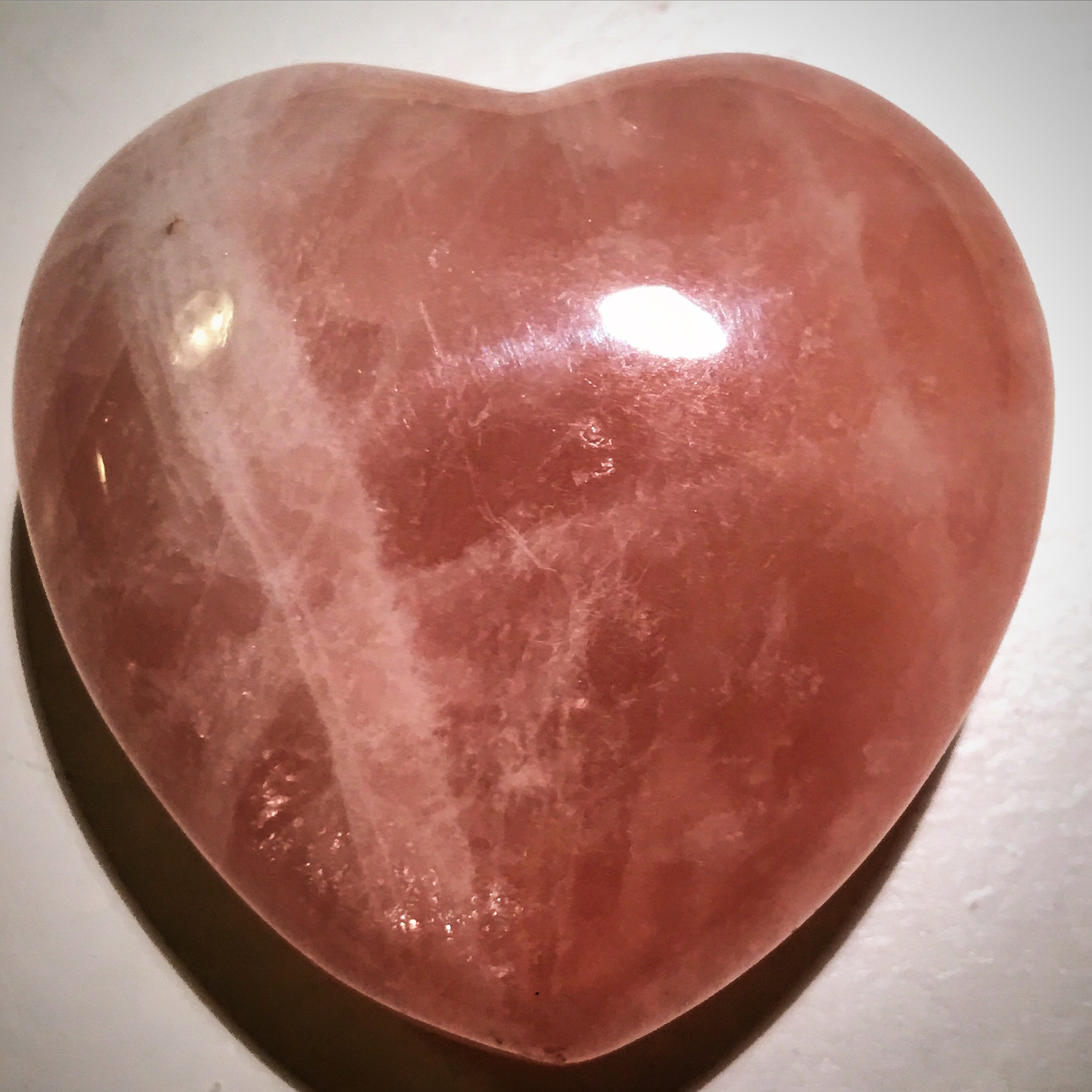 rose quartz / krista-mitchell.com
