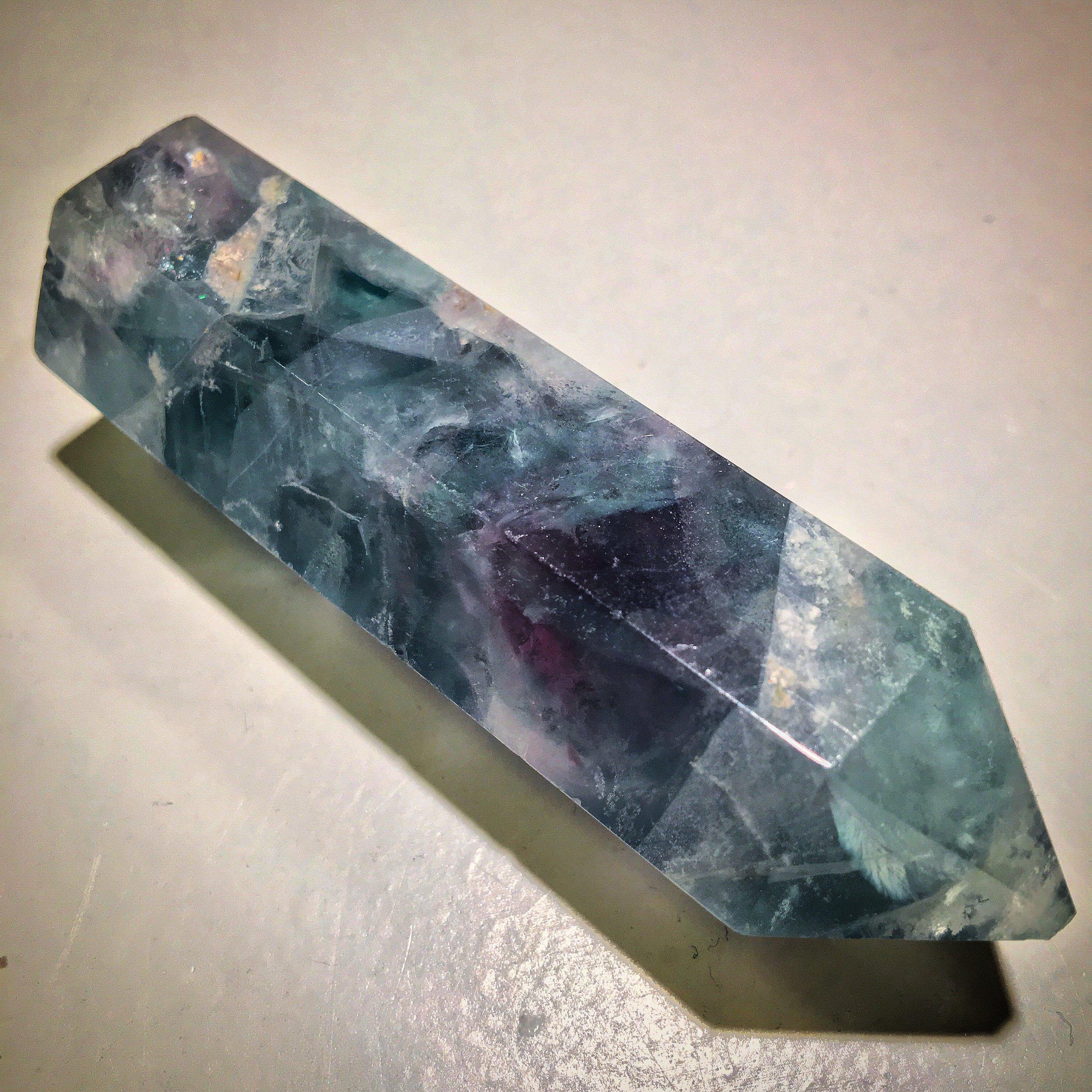fluorite / www.krista-mitchell.com