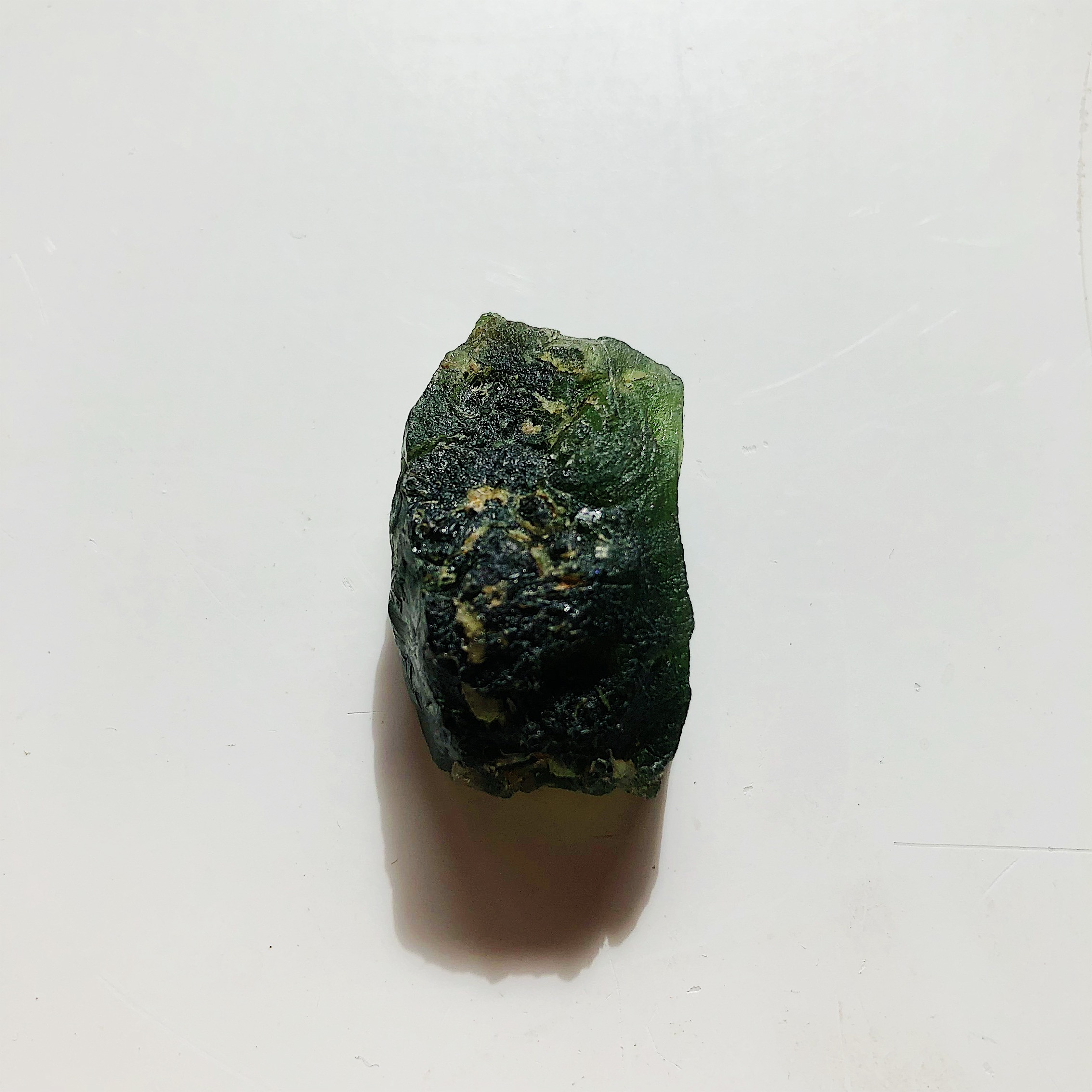 moldavite / www.krista-mitchell.com