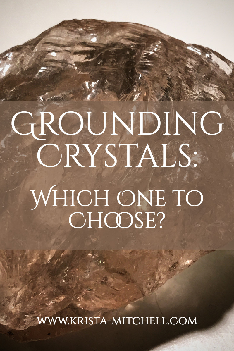Not all grounding crystals are alike, which one is best for you?