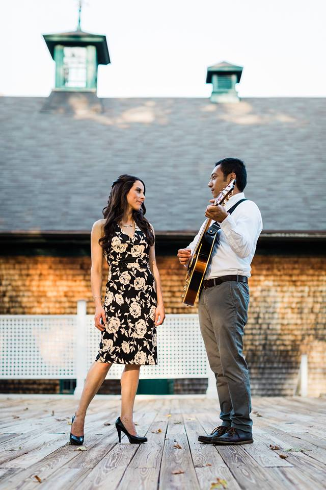 Sierra & Andrew are a musical duo from Newburyport, MA, uniting soulful vocals and dynamic guitar work to bring an engaging set of both covers and original songs. They have been writing and performing together for over 8 years, and form half of the original art rock band, Unnamed Colors.