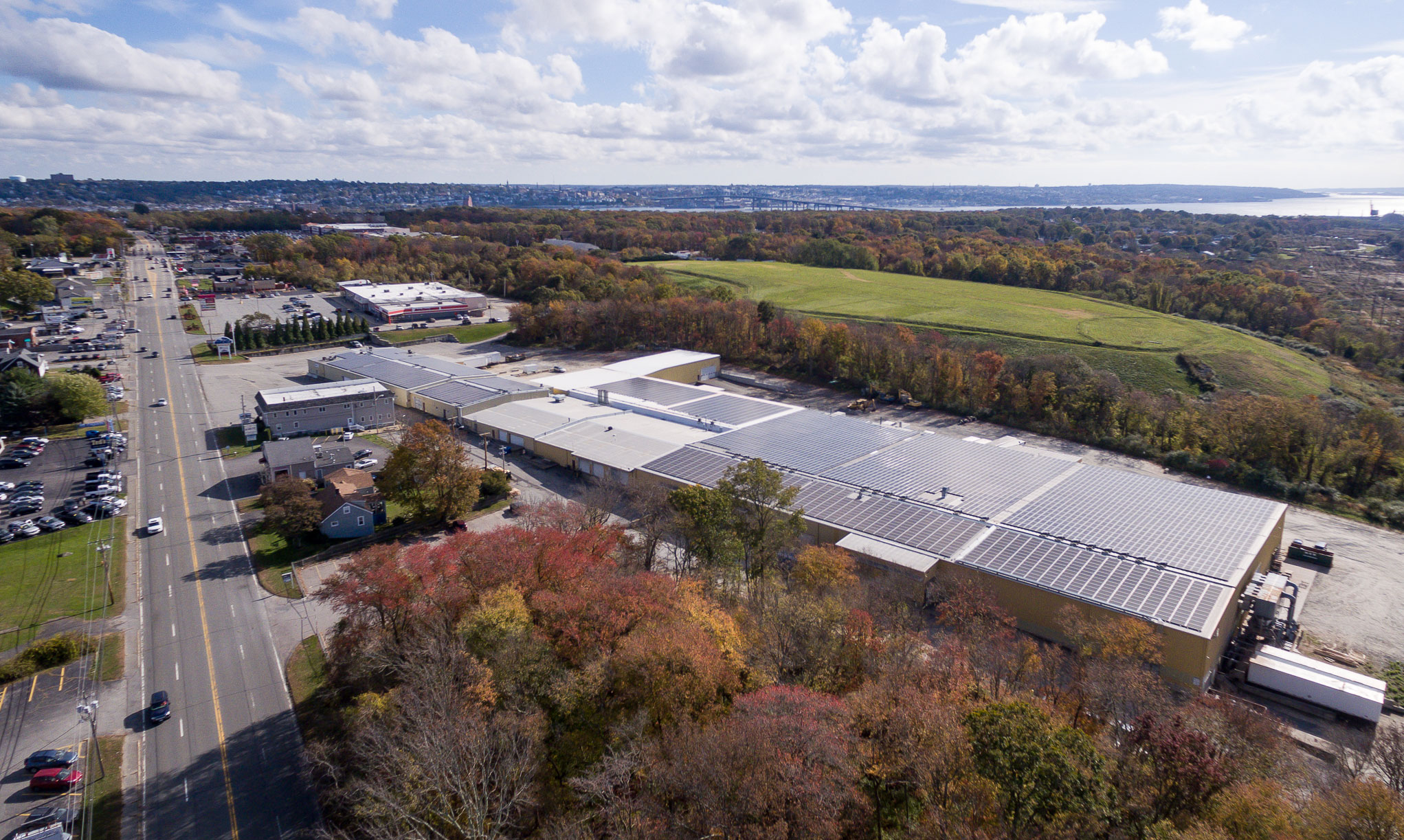 History - North Atlantic Corporation is owned by the Humphrey Family, Peter D. Humphrey and his sons Michael Humphrey and John Humphrey. We employ 430+ employees throughout all business locations. Our corporate office is in Somerset, MA where we have our primary manufacturing facility.