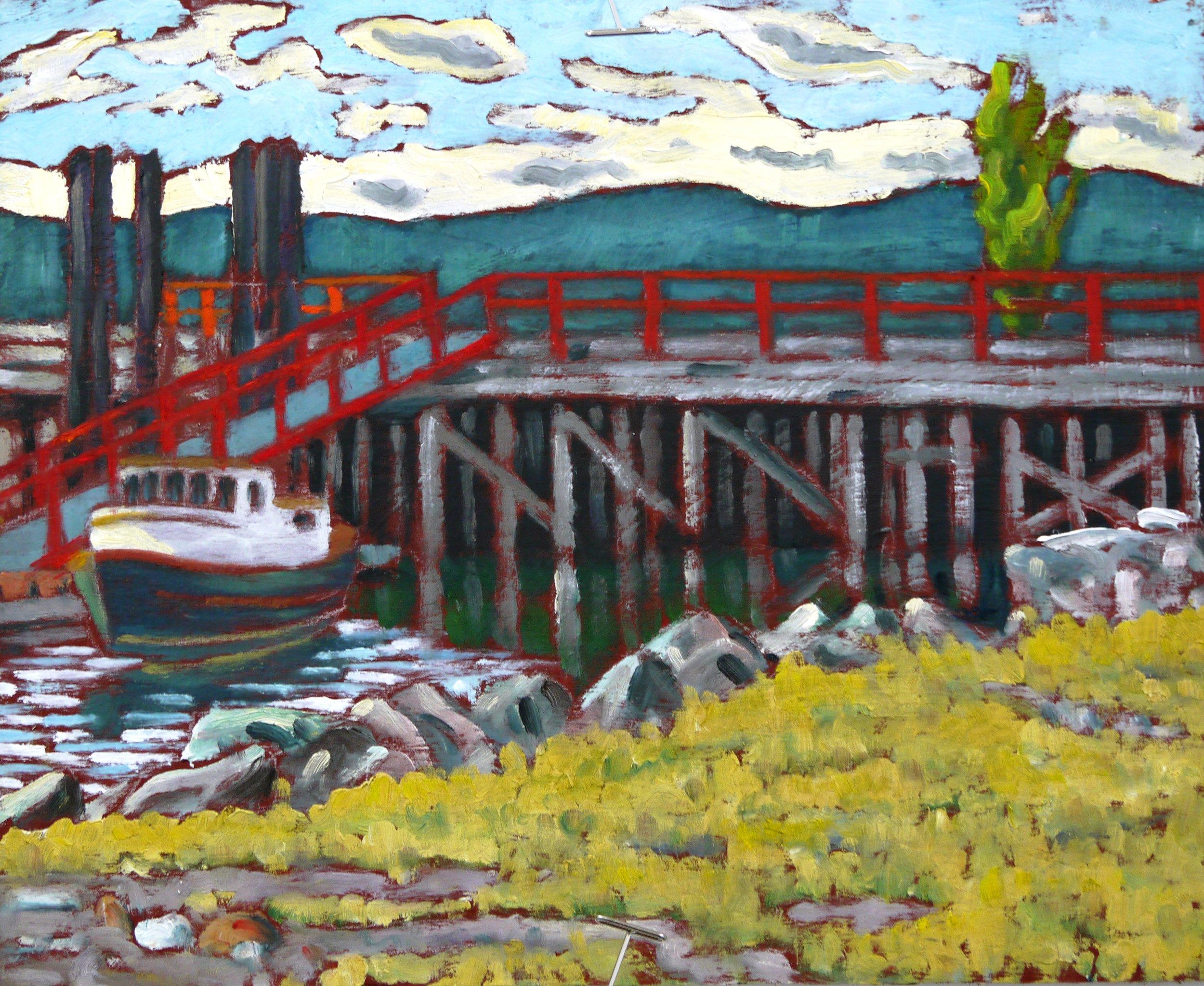 Powell River Harbor