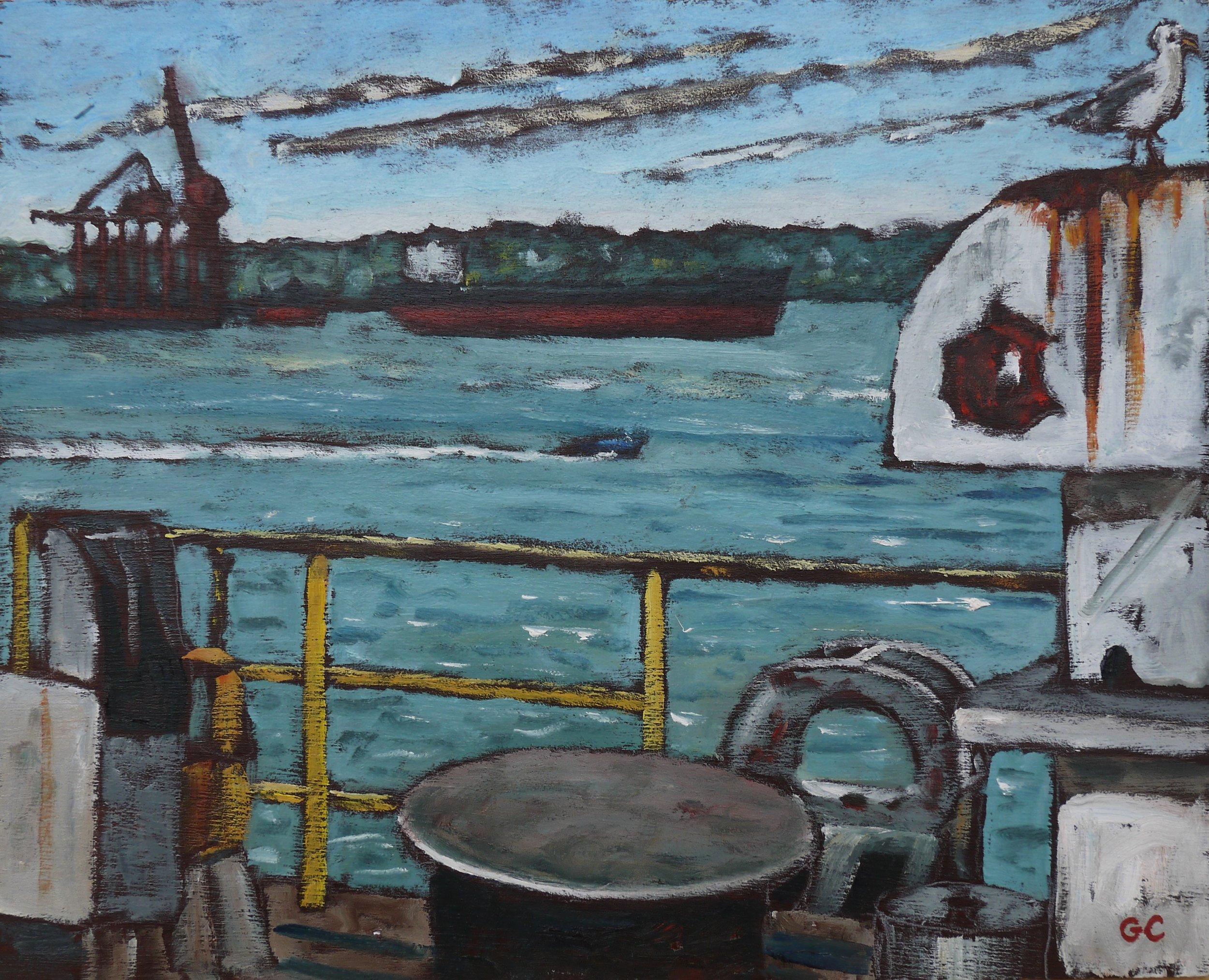 Vancouver Dry Dock, 2017