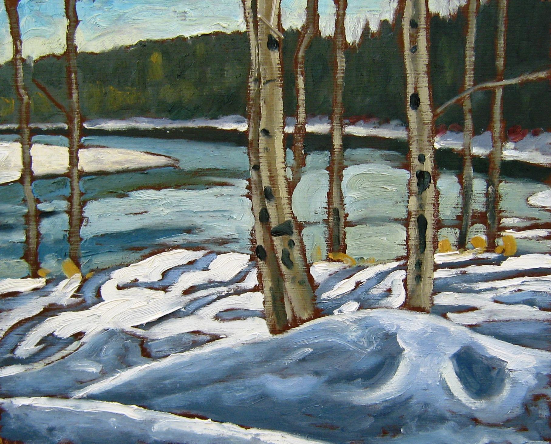 Stuart River