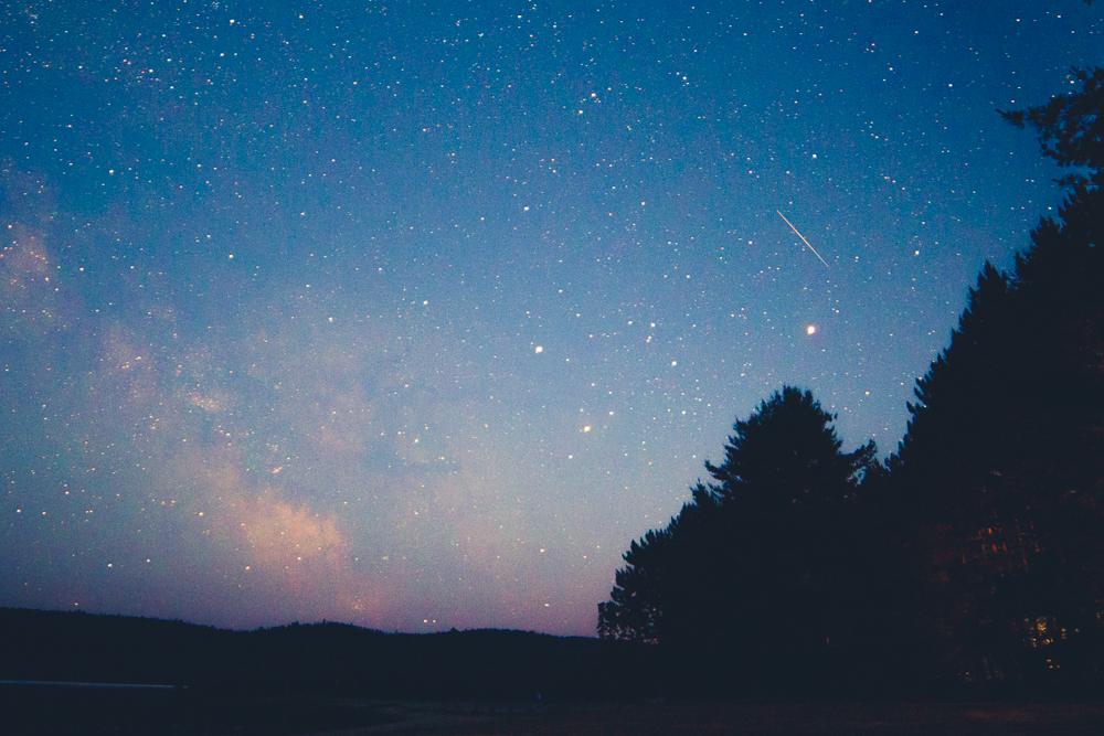 The Milky Way - Algonquin Park