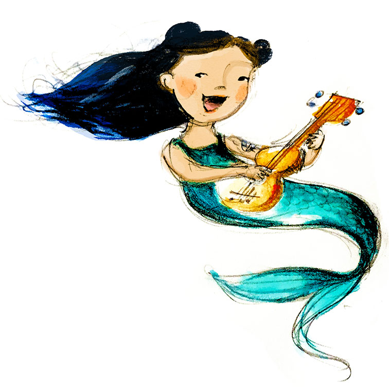Howdy! - Ukelele mermaids welcome. Also unicorns and narwhals. And writers and readers andlibrary lovers.